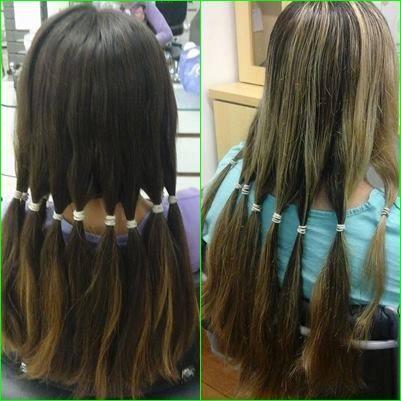 doacao de cabelo